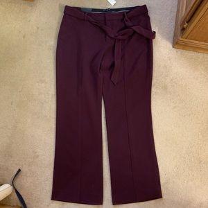 NEW Banana Republic Dress Pants Slacks WITH TAGS